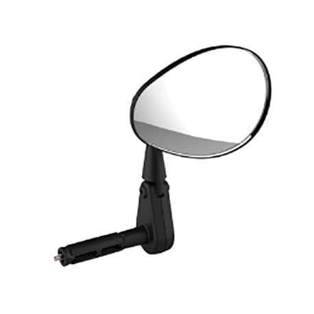 Зеркало JY 09 с торц. креплением с регулировкой