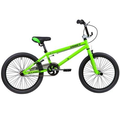 """20"""" STINGER BMX SHIFT Зелёный"""