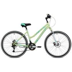 """Велосипед 26"""" STINGER LATINA D 17"""" 18 скоростей, Зеленый"""