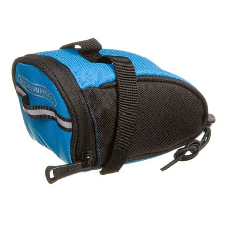 Сумка Roswheel под седло 13567-B черно/синяя Х94987