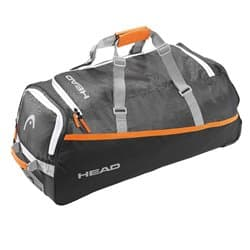 Сумка HEAD Ski Travelbag Silver/Yellow 73л.