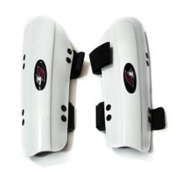 Слаломная защита предплечья JR F2 Adjustable racing armguards junior White