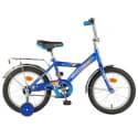 "Велосипед 16"" NOVATRACK TWIST Синий"
