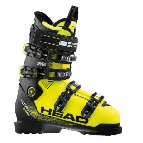 Ботинки HEAD® Advant Edge 95 BK/NEON/YE 28.0