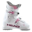 Детские горнолыжные ботинки HEAD® Z2 WHITE PINK 21.5