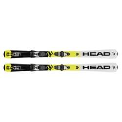 Лыжи HEAD Supershape Team SLR2 87 + LRX 4.5 AC