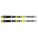 Горные лыжи HEAD® Supershape Team SLR2 87 + LRX 4.5 AC