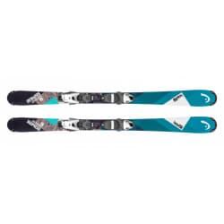 Горные лыжи HEAD® Souphead SLR2 BK/BL 87 + LRX 4.5 AC