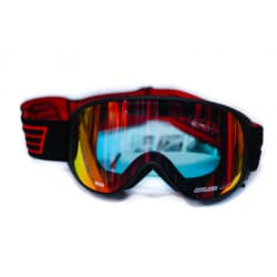Очки SALICE® 100 DARWF Black Red/RW Clear C.1