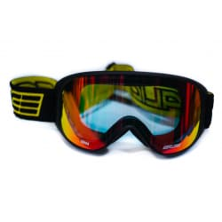 Очки SALICE® 100 DARWF Black Yellow/RW Clear C.1