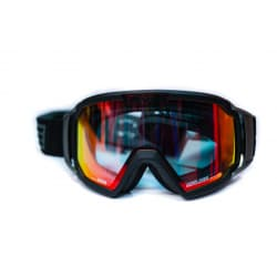 Очки SALICE® 618 DARWF Black/RW Clear C.1