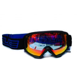 Очки SALICE® 609 DARWFV Black Blue/RW Clear C.1