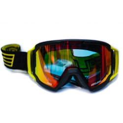 Очки SALICE® 618 DARWF Black Yellow/RW Clear C.1