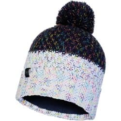Шапка BUFF® HAT KNITTED POLAR JANNA NIGHT BLUE