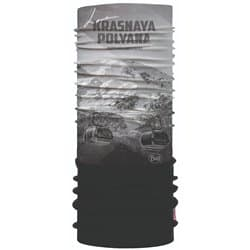 Бандана BUFF® POLAR KRASNAYA POLIANA/ BLACK