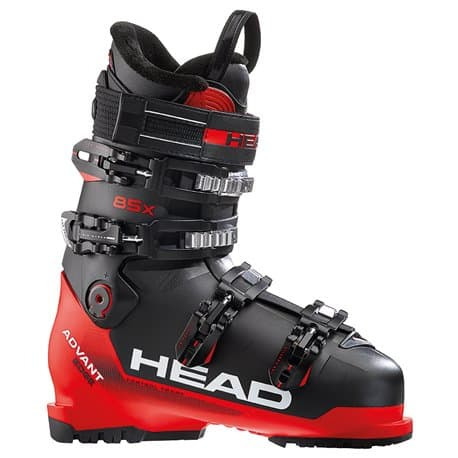 Ботинки HEAD® Advant Edge 85X BK/RD 26.0
