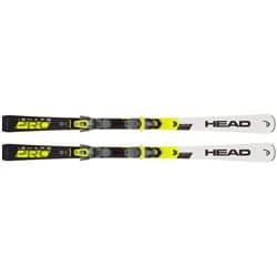 Лыжи HEAD WC Rebels iShape Pro AB PR white/black 177 + PR 11