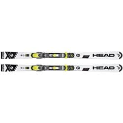 Горные лыжи HEAD® WC Rebels iSL RD SW RP WCR 14 / FIS Worldcup Wh/Bk 165 + EVO 14 X