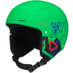 Шлем BOLLE QUIZ 31720 Matte Green Bear 52-55