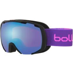Очки BOLLE ROYAL 21594 Matte Black Purple Spray Aurora Cat.2