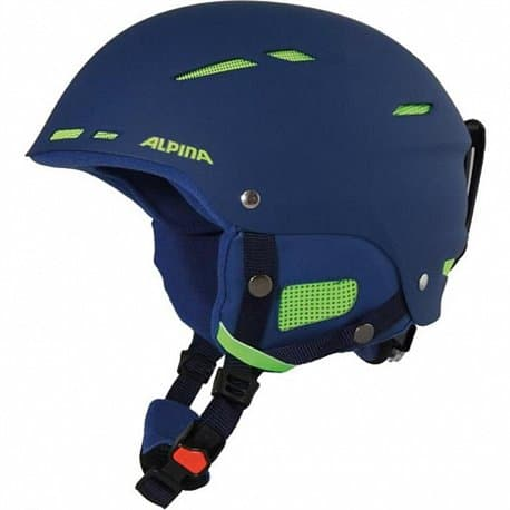 Шлем ALPINA Biom Navy Matt 58-62