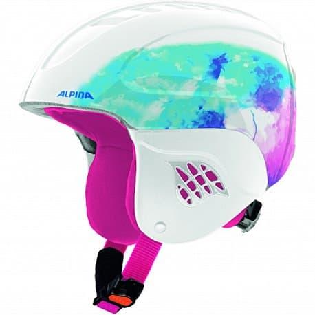 Шлем ALPINA Carat Periwpinkle 54-58