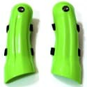 Слаломная защита голени JR F2 Slalom knee guards green