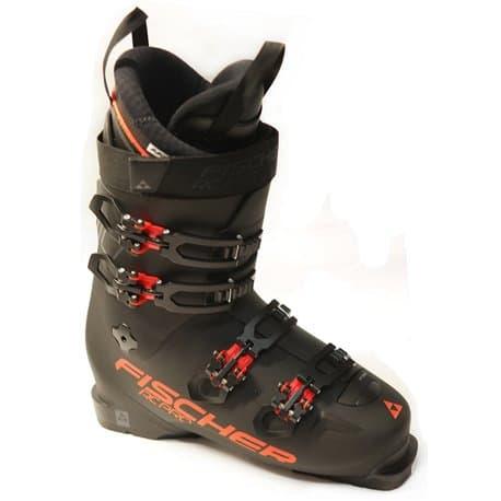 Ботинки FISCHER® RC PRO 110 TS BK/BK 26.5