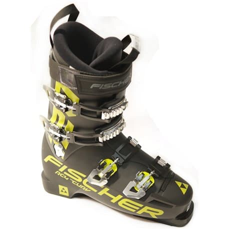 Ботинки FISCHER® RC4 THE CURV XTR 120 BK/BK 29.5