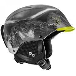 Шлем CEBE Contest CBH282 Visor Pro Lime Mountain 53-57