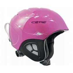 Шлем CEBE Pluma CBH281 Junior Shiny Pink Bear 53-57