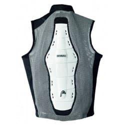 Защита спины (жилет) HEAD JR THORAC VEST S Black
