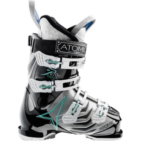 Ботинки ATOMIC HAWX 1.0 R70 W Black/Silver 25.5