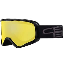 Очки CEBE RAZOR Black Yellow L Cat.1