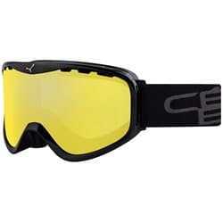 Очки CEBE RIDGE Black Yellow Cat.1