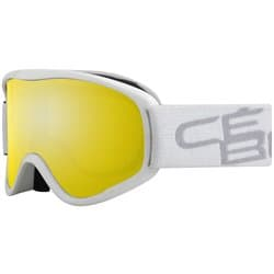 Очки CEBE RAZOR White Yellow M Cat.1
