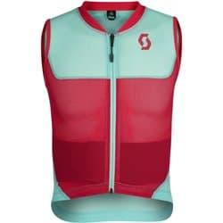 Защита спины SCOTT AirFlex Jr Vest Protector mint green/virtual pink Р:M