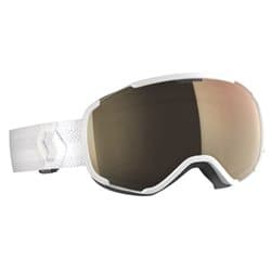 Очки SCOTT Faze II LS White (light sensitive bronze chrome) Cat.1-3