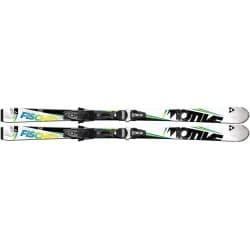 Горные лыжи FISCHER® Motive X Powerrail (165) + креп. RS10