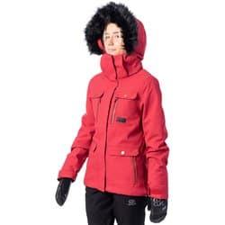 Куртка женская RIP CURL CHIC JKT 9666 DEEP CLARET Р:L