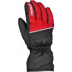 Перчатки REUSCH JR Alan Fire red/Black P:6