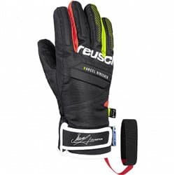 Перчатки REUSCH JR Marcel Hirscher R-Tex XT Black/Fire red P:6.5