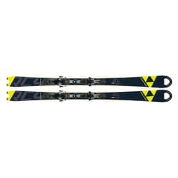 Лыжи FISCHER RC4 WC SL JR CURV BOOSTER 140 + RC4 Z9