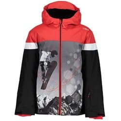 Куртка CMP BOY JACKET FIX HOOD 39W1934 14ZD Р:140