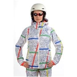 Куртка женская STAYER 17-42032 00 белый Р:46