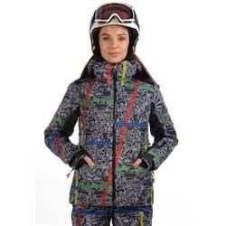 Куртка женская STAYER 17-42032 10 черный Р:50