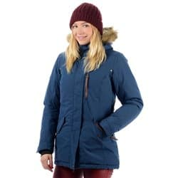 Куртка женская STAYER 18-43124 20 синий Р:42