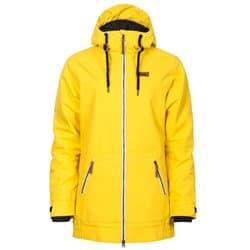 Куртка женская HORSEFEATHERS W'S OFELIA Lemon P:M