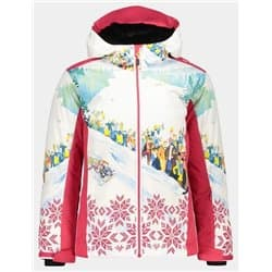 Куртка CMP GIRL JACKET FIX HOOD 39W2095 13ZD Р:140