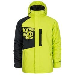 Куртка мужская HORSEFEATHERS M'S CLAPTON Lime P:S